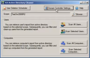Active Directory Cleaner